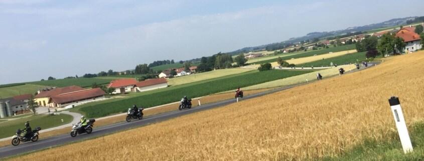 Motorradwallfahrt
