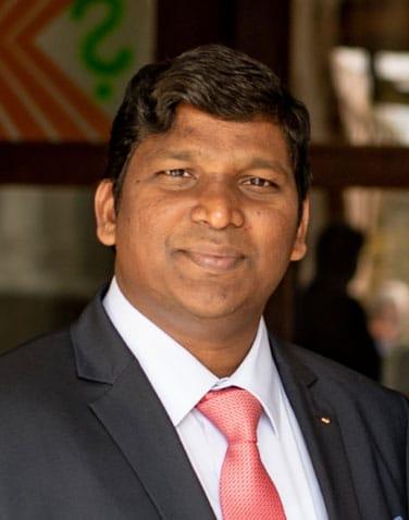 P. Manikumar Arepalli OSFS